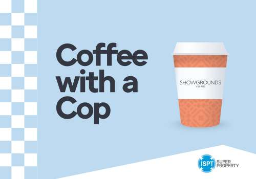 Contactless Coffee with a Cop